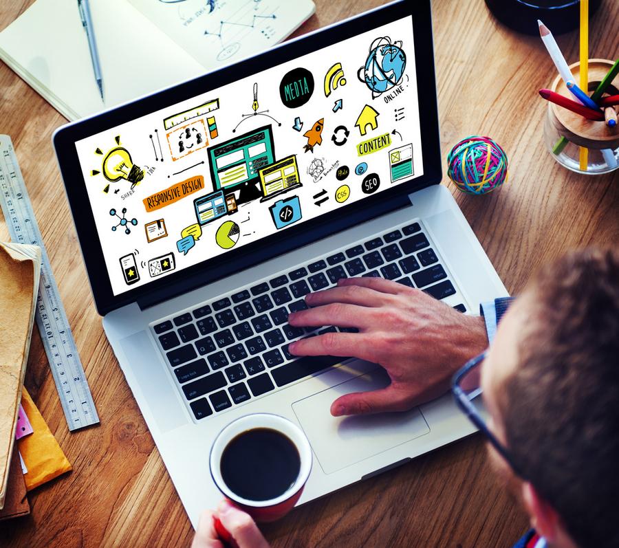 7 правил контент-маркетинга для вашего лендинга